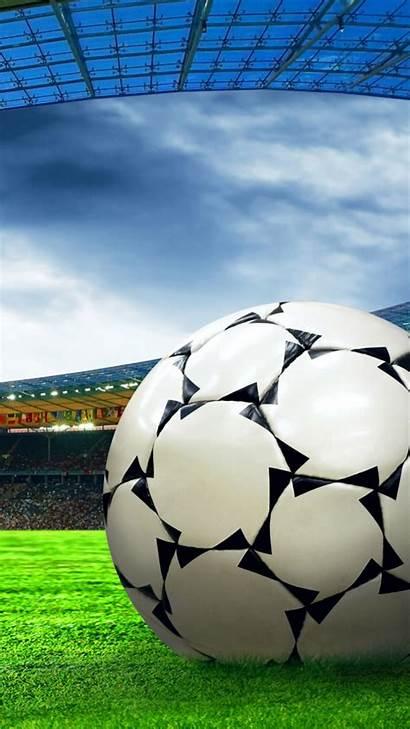 Football Iphone Wallpapers Soccer Ball Futbol 1080