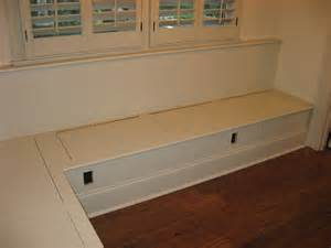 Under Window Bench With Storage by Bench Seating Traditional Kitchen Atlanta By True