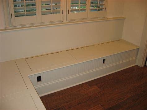 bench seating traditional kitchen atlanta  true