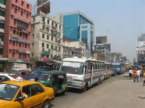 The Draw of Dhaka - Newgeography.com Urban Areas