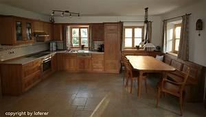 Eckbank Mit Tisch Und Stühle Günstig : k che ulme vom schreiner aus oberbayern ~ Indierocktalk.com Haus und Dekorationen