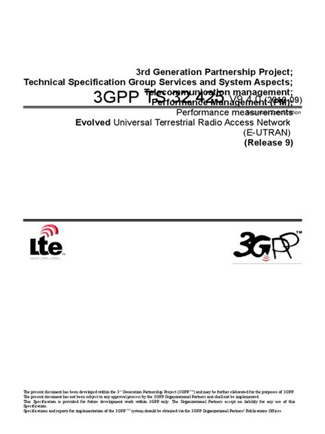 32425-940   Network Packet   Specification (Technical