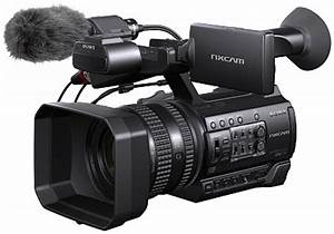 Sony > Sony HXR-NX100 Professional Video Camera now ...
