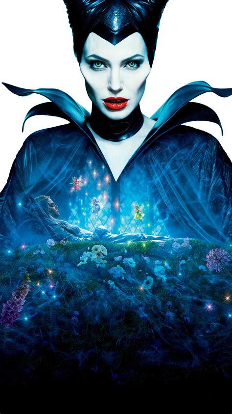 Maleficent (2014) Phone Wallpaper | Moviemania