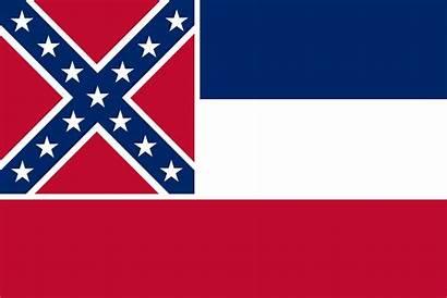 Mississippi Flag State States United 1894 Britannica