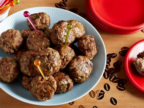 mini meatballs recipe trisha yearwood food network