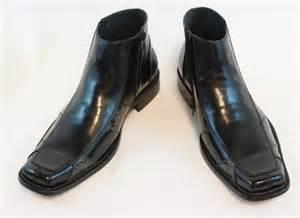 Men's Dress Boots Zipper