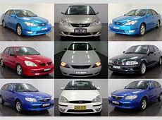 Top 10 Budget Used Cars Under $6000 in Sydney
