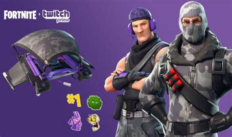 twitch prime fortnite skins update