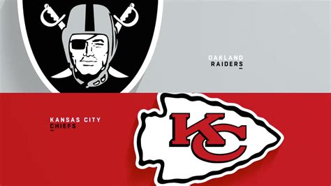 highlights raiders  chiefs week