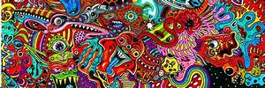 16 Psychedelic Twitter Headers - Cover Abyss