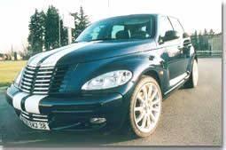 Chrysler Pt Cruiser Avis : le chrysler pt cruiser des transformations accessibles ~ Medecine-chirurgie-esthetiques.com Avis de Voitures