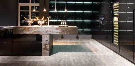 Küchendesign Trifft Auf Lichtkonzept  Küchen Journal