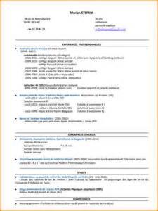Cv Auxiliaire De Vie Scolaire 9 cv auxiliaire de vie scolaire format lettres
