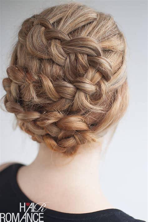 Twisting Hairstyles by Twisting Braid Hairstyle Tutorial Hair