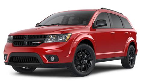DONLOE ON CARS: 2017 Dodge Journey GT Blacktop AWD   EURweb