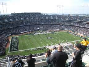 O Coliseum Oakland Raiders