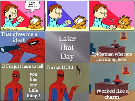image 264387 60s spider man know your meme