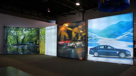 fabric led light boxes vizual tek displays
