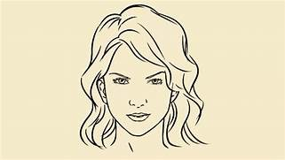 Draw-a-Girl 27s-Face-S...