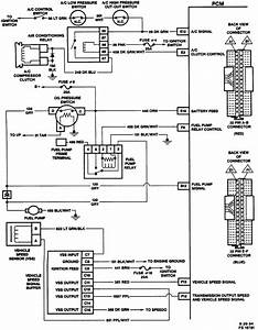 Chevy S10 Cluster Wiring Diagram