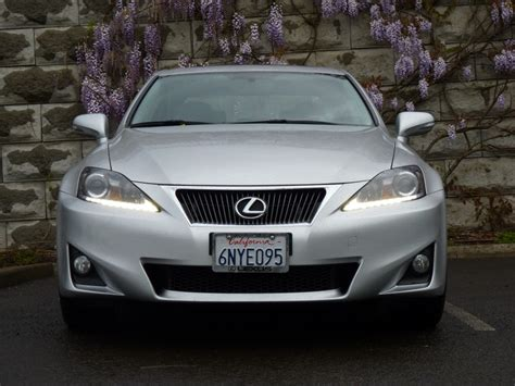 2012 Lexus Is 250 Pictures/photos Gallery