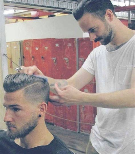 barber shop style love  classic mens haircuts  coming  love  part boys mens