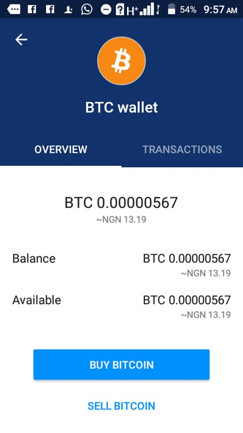 You can check your btc balance easily one your phone at one glance. Bitcoin and cryptocurrencies - Money Advice Service