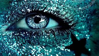 Glitter Wallpapers Teal Sparkle Background Desktop Screensavers