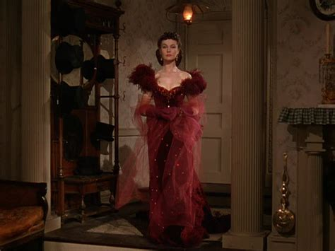 The Lovely Side Scarlett Ohara Part Iii Fashion Muse