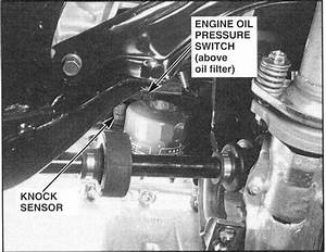 I Have A 2000 Honda Civic W  Engine Light Coming On  Code Po325 As Far As I Know It Is The Knock