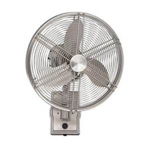 faraday wall mount fan by ellington far14bnk3w