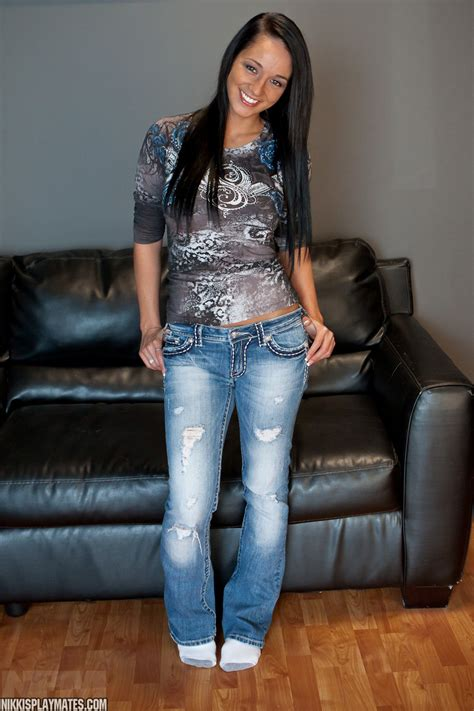 PinkFineArt | Nikki Just Enough Hair from Nikki Sims