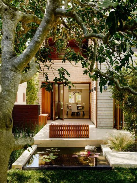 beautiful transitional landscape designs   private