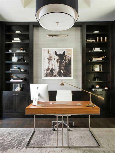 Contemporary Home Office Design Ideas