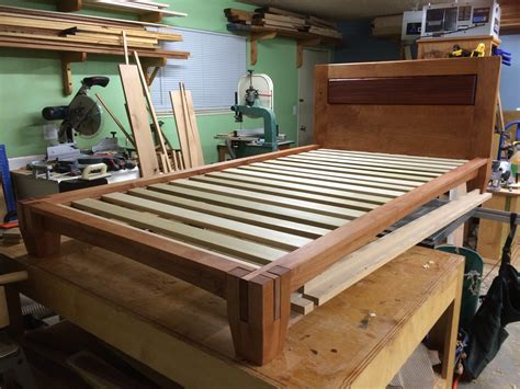 diy tatami style platform bed  downloadable plans woodworking projects  tips