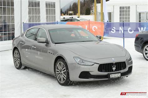 maserati snow team maserati is the winner of snow polo world cup st