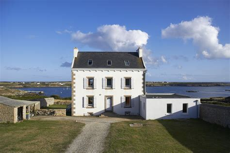 chambre hote ouessant chambre hote ouessant les ponts faade sud with