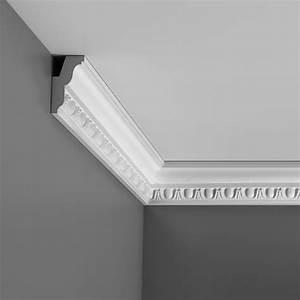 Corniche Plafond Platre : mod les plafond en platre moulure corniche plafond platre ~ Edinachiropracticcenter.com Idées de Décoration