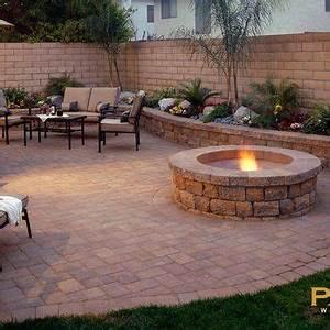 Top 25 Best Concrete Backyard Ideas On Pinterest