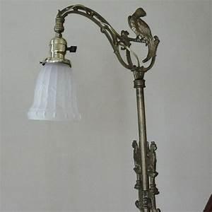rl 620340ljpg73 With art deco cast iron floor lamp