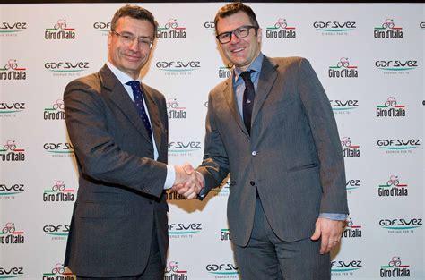 gdf suez si鑒e social giro d 39 italia gdf suez è sponsor per il 2014 engage it