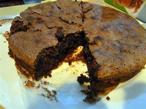 recette de moelleux chocolat amandes sans farine