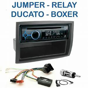 Poste Autoradio Jvc : autoradio 1 din citro n jumper relay fiat ducato peugeot boxer avec cd usb mp3 bluetooth ~ Accommodationitalianriviera.info Avis de Voitures