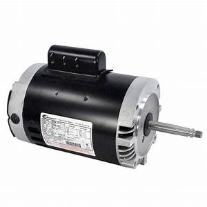 Ao Smith 3  4 Hp Replacement Booster Pump Motor For Polaris Pb4