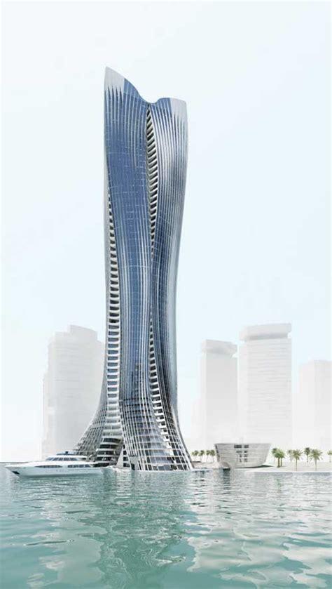 michael schumacher tower abu dhabi building  architect