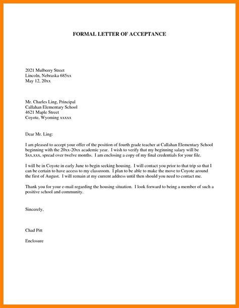 write  letter   principal   write letter