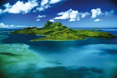 Phoebettmh Travel Tahiti Bora Bora Island Pearl Of