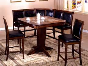 furniture awesome corner breakfast nook set furniture