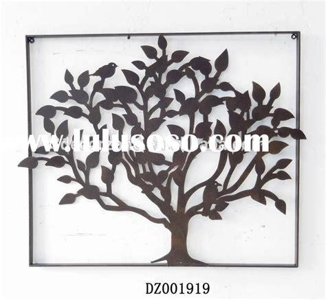 Metal Family Tree Wall Decor, Metal Family Tree Wall Decor